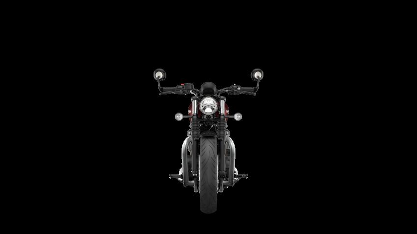 2021 Triumph Bonneville range gets model updates Image #1253217