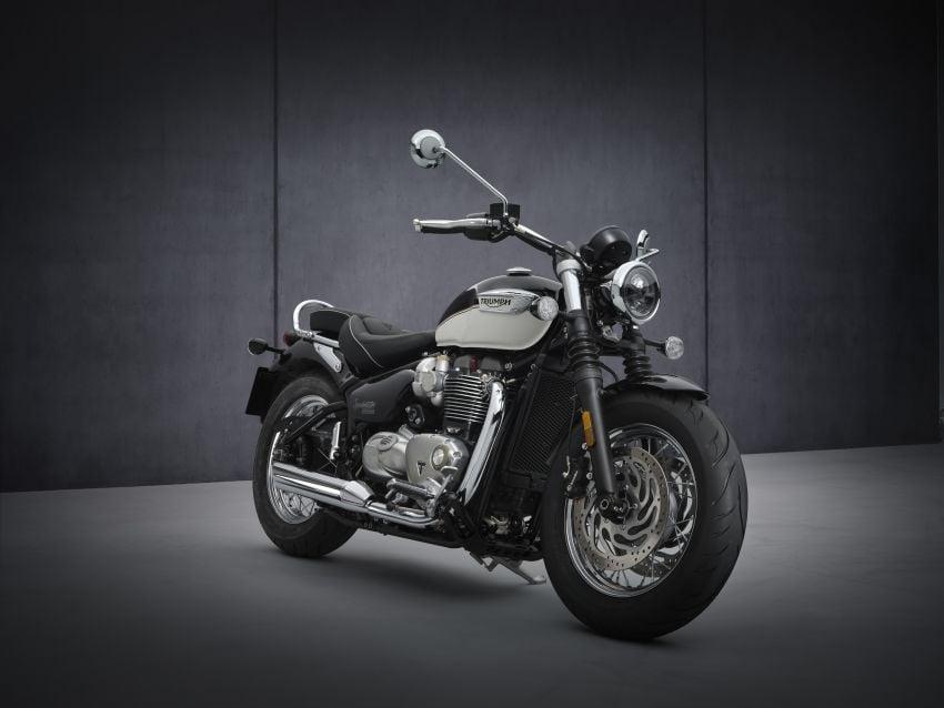 2021 Triumph Bonneville range gets model updates Image #1253174