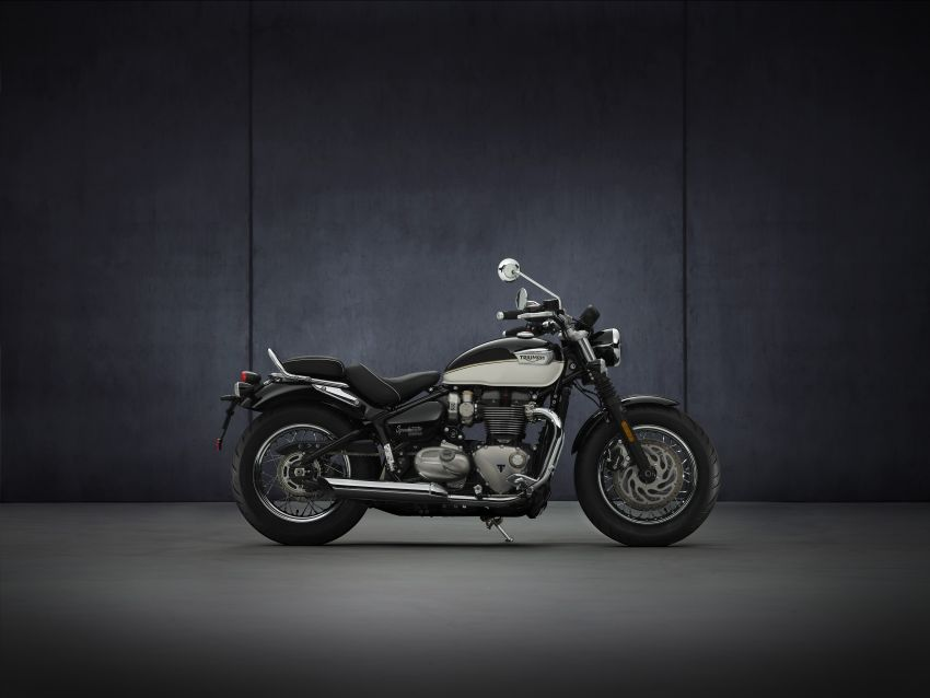 2021 Triumph Bonneville range gets model updates Image #1253182
