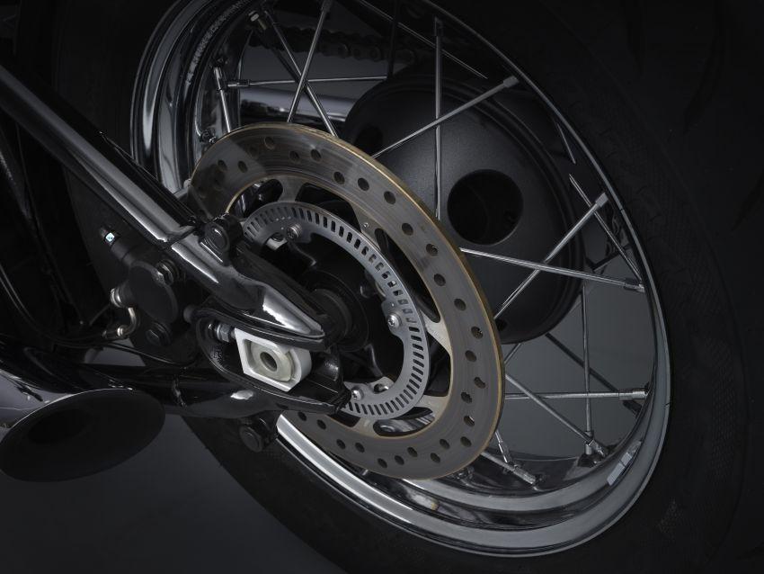 2021 Triumph Bonneville range gets model updates Image #1253203