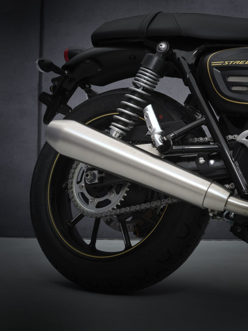 2021 Triumph Bonneville range gets model updates Image #1253171