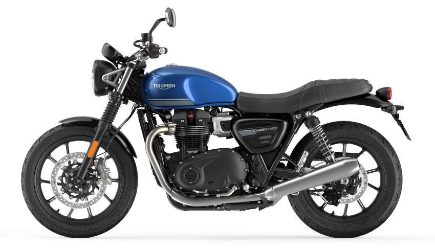 2021 Triumph Bonneville range gets model updates Image #1253142