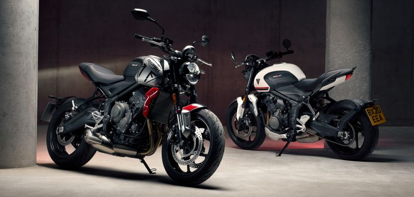 2021 Triumph Trident priced at RM43,900 in Malaysia Image #1250121