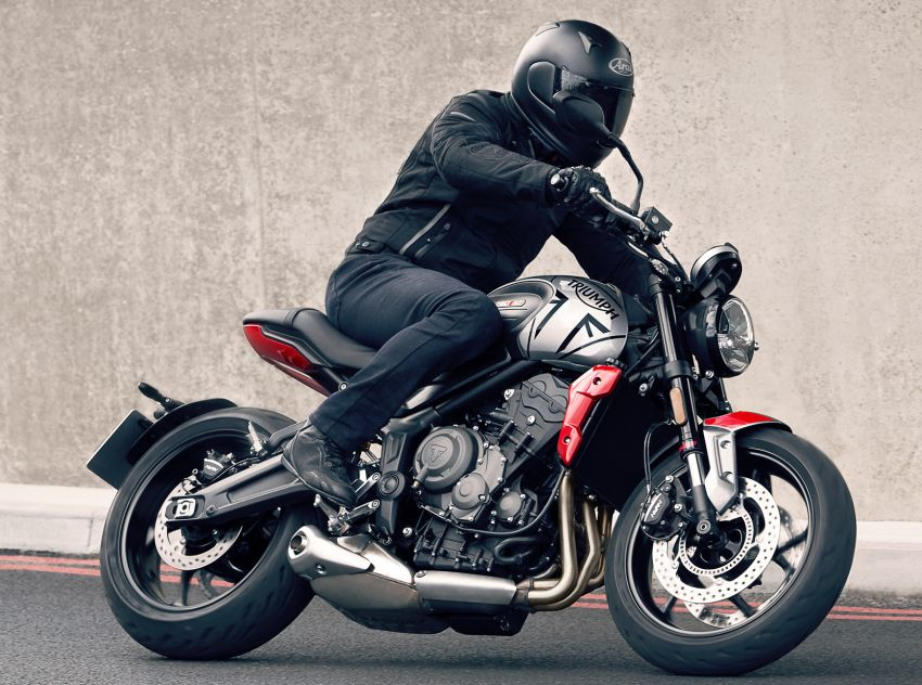 2021 Triumph Trident priced at RM43,900 in Malaysia Image #1250123