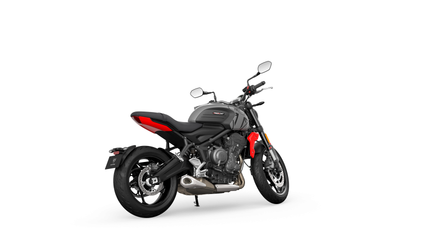 2021 Triumph Trident priced at RM43,900 in Malaysia Image #1250151