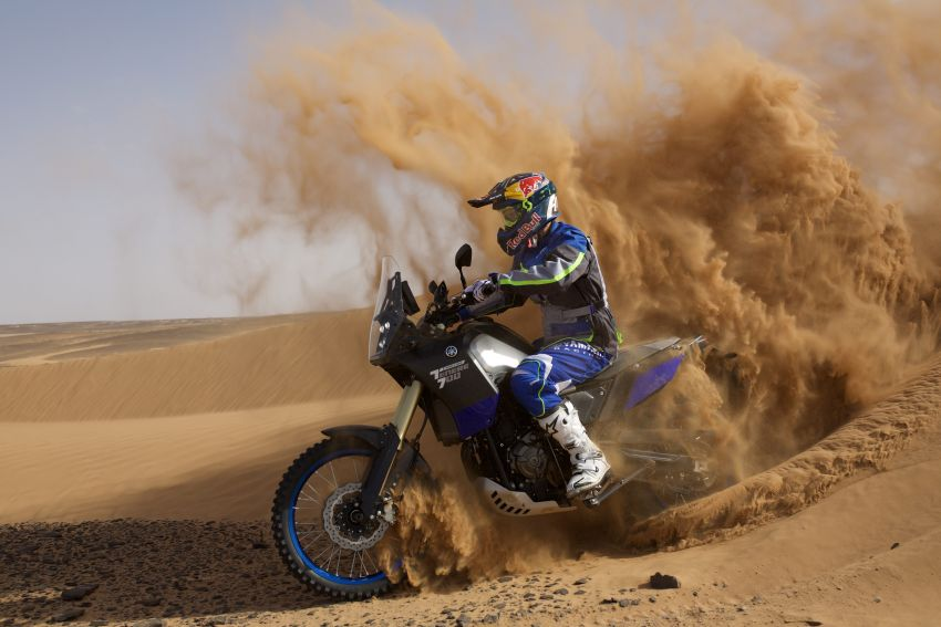 2021 Yamaha Tenere 700 available with lowering kit Image #1250269