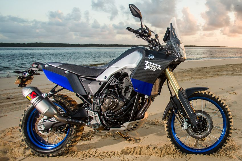2021 Yamaha Tenere 700 available with lowering kit Image #1250282