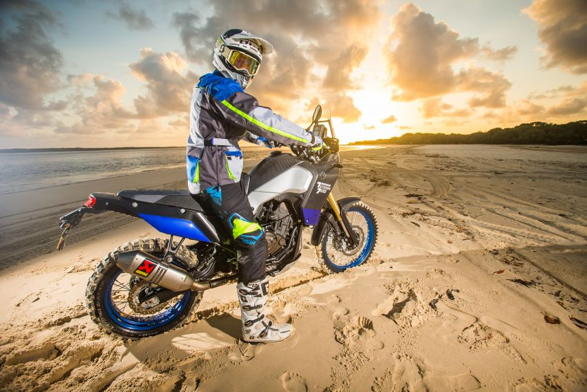 2021 Yamaha Tenere 700 available with lowering kit Image #1250283