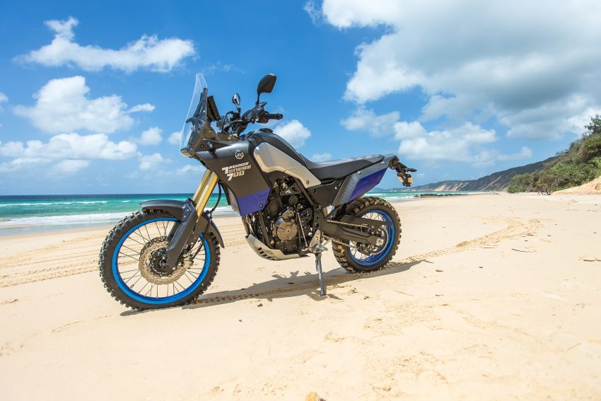 2021 Yamaha Tenere 700 available with lowering kit Image #1250284