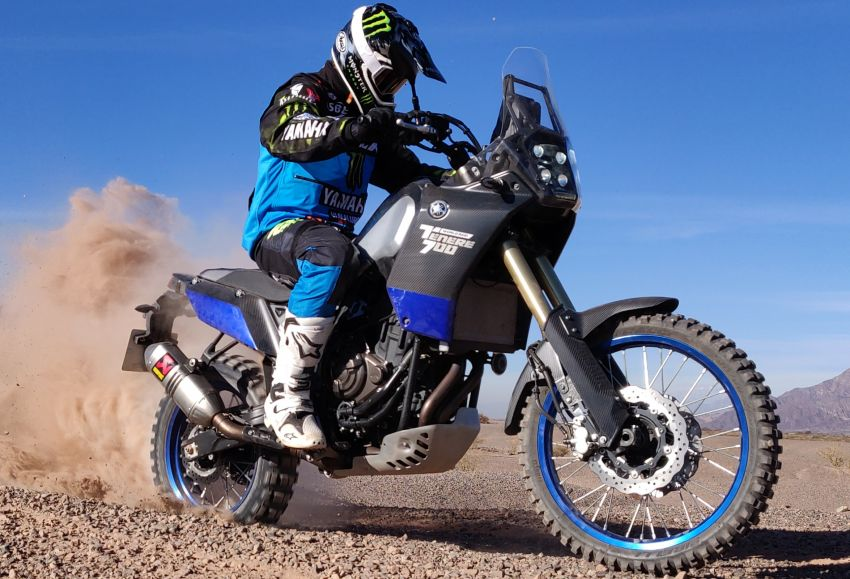 2021 Yamaha Tenere 700 available with lowering kit Image #1250286