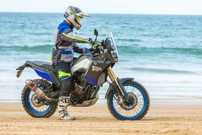 2021 Yamaha Tenere 700 available with lowering kit Image #1250270