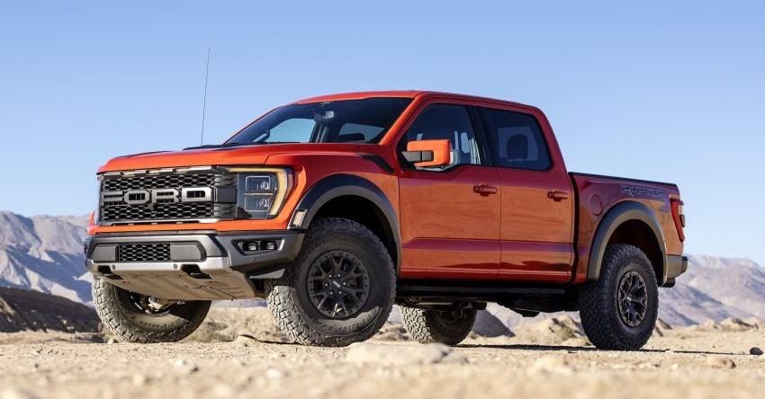 2021 Ford F-150 Raptor unveiled – 3.5L EcoBoost engine, five-link rear suspension with 381 mm travel Image #1243678