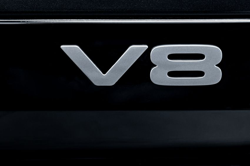 2022 Land Rover Defender V8 – 525 PS, 625 Nm; model range gets optional 11.4-inch touchscreen upgrade Image #1253786