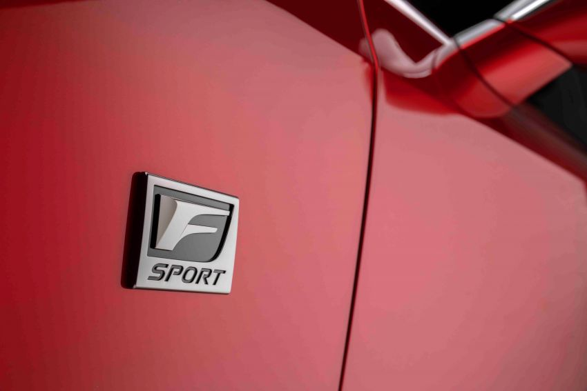 2022 Lexus IS 500 F Sport Performance revealed – sports sedan with a 5.0L NA V8; 472 hp and 535 Nm Image #1252072