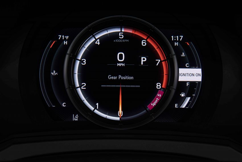 2022 Lexus IS 500 F Sport Performance revealed – sports sedan with a 5.0L NA V8; 472 hp and 535 Nm Image #1252097