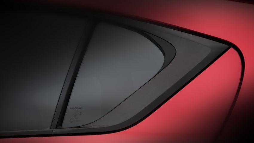 Lexus IS F Sport model teased – NA V8 power coming? Image #1251516