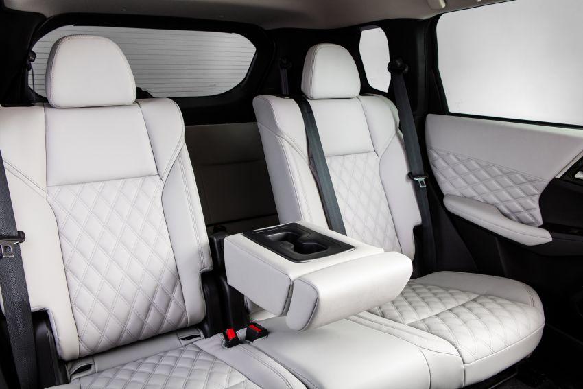Mitsubishi Outlander 2022 didedahkan – enjin baru 2.5 liter, 9-beg udara, sistem Mi-Pilot Assist & pelbagai lagi Image #1249338
