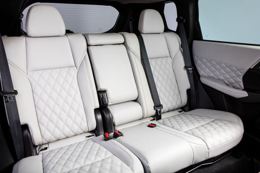 2022 Mitsubishi Outlander unveiled – Engelberg Tourer looks, based on Nissan X-Trail, larger 2.5 litre engine Image #1248975