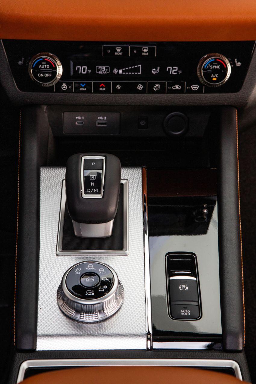 2022 Mitsubishi Outlander unveiled – Engelberg Tourer looks, based on Nissan X-Trail, larger 2.5 litre engine Image #1248993