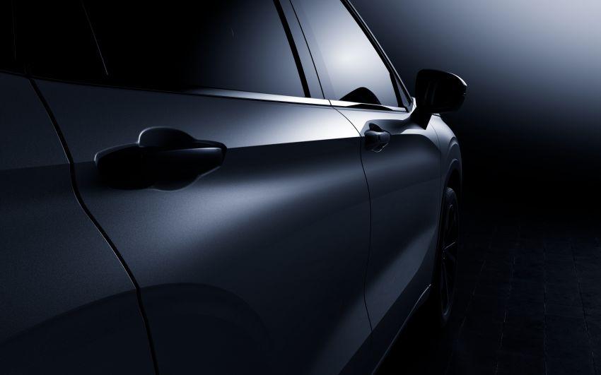 2022 Mitsubishi Outlander unveiled – Engelberg Tourer looks, based on Nissan X-Trail, larger 2.5 litre engine Image #1249046