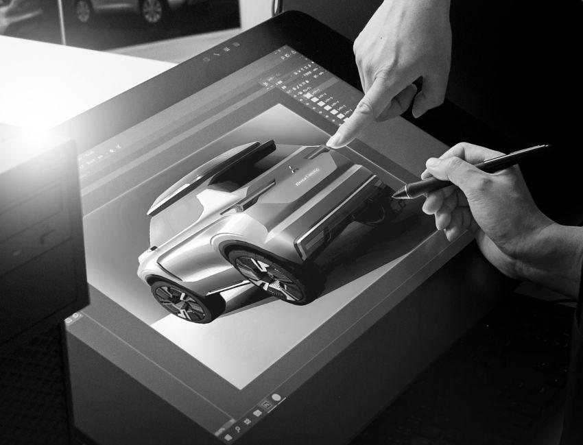 2022 Mitsubishi Outlander unveiled – Engelberg Tourer looks, based on Nissan X-Trail, larger 2.5 litre engine Image #1249049