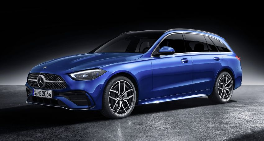 2022 W206 Mercedes-Benz C-Class debuts – tech from S-Class, MBUX, PHEV with 100 km all-electric range Image #1252751