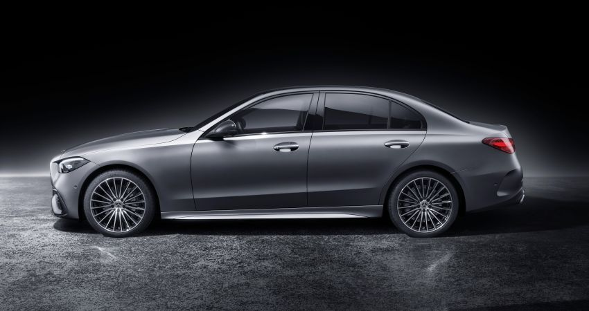 2022 W206 Mercedes-Benz C-Class debuts – tech from S-Class, MBUX, PHEV with 100 km all-electric range Image #1252703