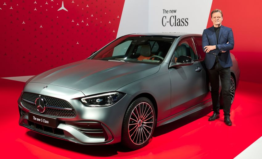 2022 W206 Mercedes-Benz C-Class debuts – tech from S-Class, MBUX, PHEV with 100 km all-electric range Image #1252941