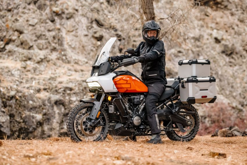 2021 Harley-Davidson Pan America 1250 adventure-tourer – will the road less traveled be enough? Image #1252152