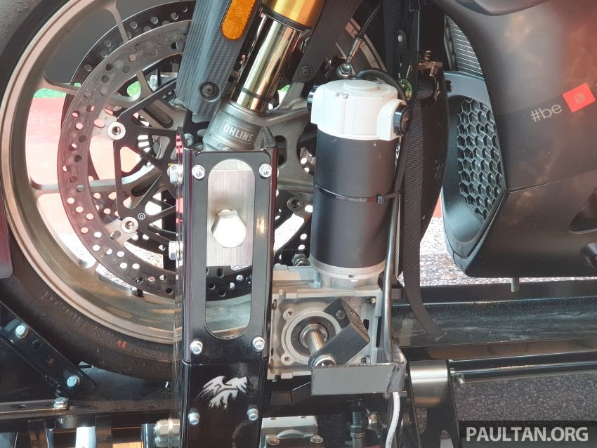 Aprilia Moto Trainer now in Motoplex Malaysia – ride any racetrack in the ultimate motorcycle video game Image #1251252