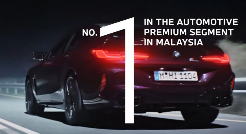 BMW Group Malaysia delivered 8,903 BMW vehicles in 2020, brand regains top spot in the premium segment Image #1251982