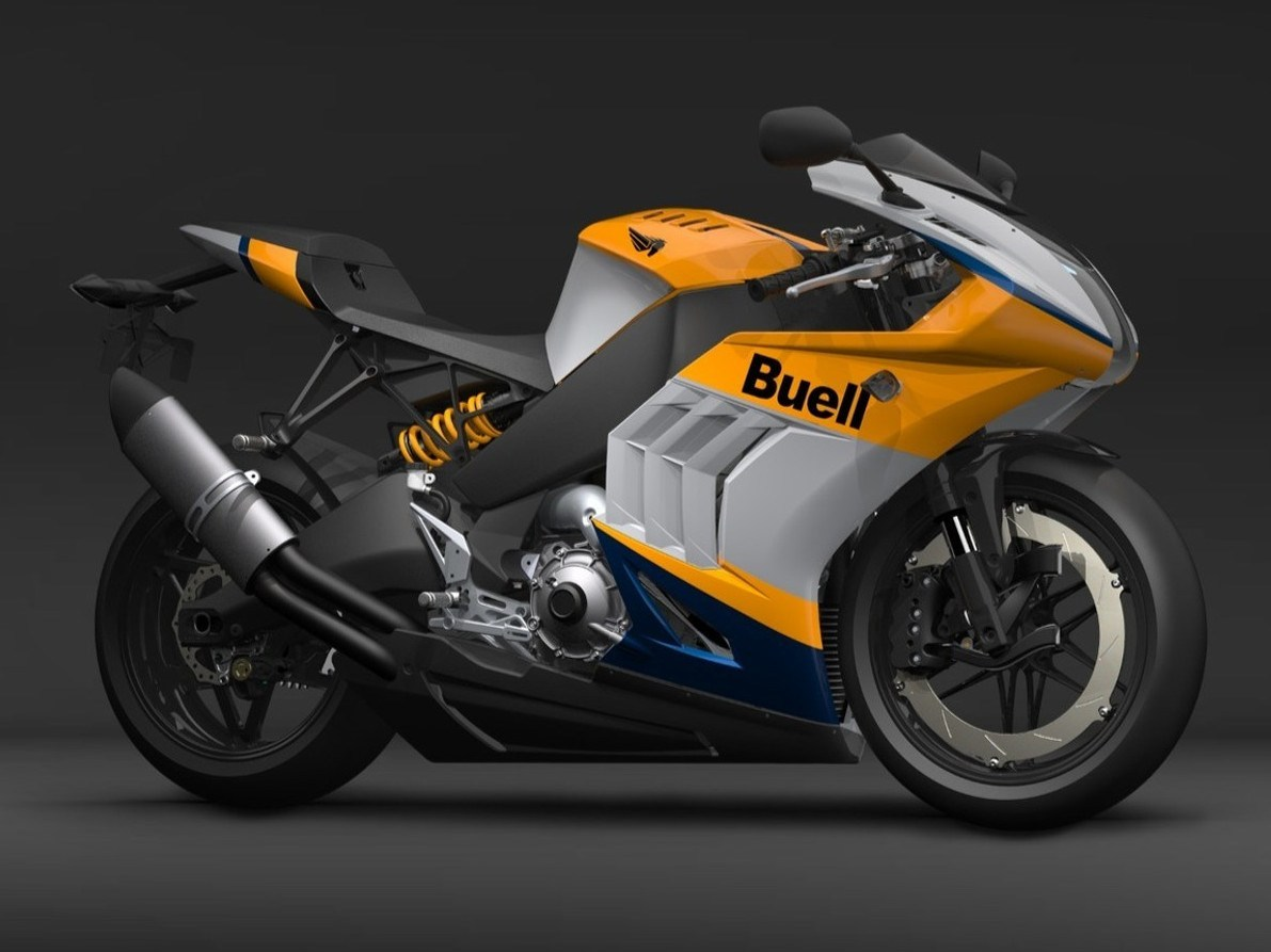 Buell Motorcycle is back - 10 new motorcycles by 2024 - paultan.org