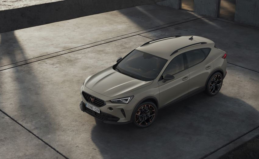 Cupra Formentor VZ5 – 390 PS/480 Nm, 7,000 units Image #1252067