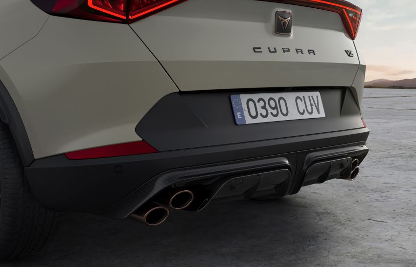 Cupra Formentor VZ5 – 390 PS/480 Nm, 7,000 units Image #1252094