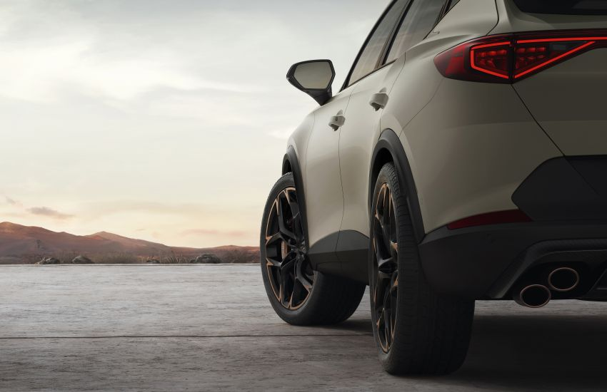 Cupra Formentor VZ5 – 390 PS/480 Nm, 7,000 units Image #1252099