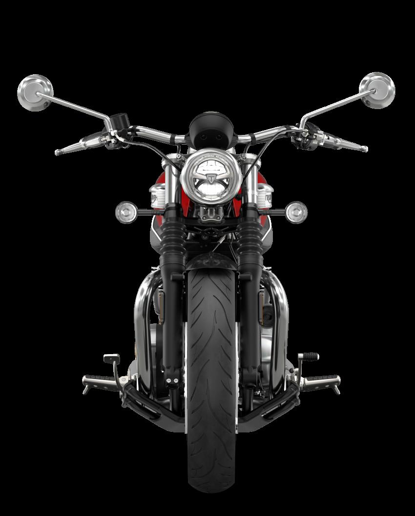 2021 Triumph Bonneville range gets model updates Image #1253188