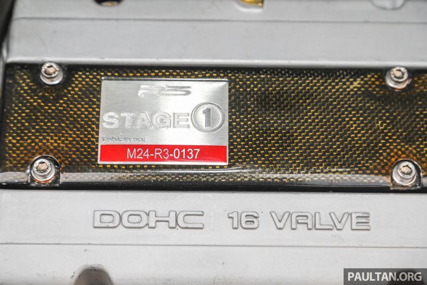 DSR-002-C99 – membedah Proton Satria R3! Image #1246259
