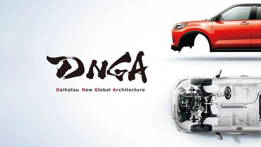 Perodua Ativa D55L SUV – DNGA platform explained Image #1252413