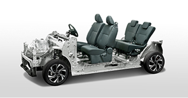 Perodua Ativa D55L SUV – DNGA platform explained Image #1252391