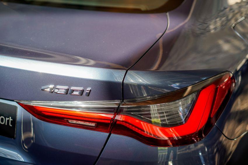 G22 BMW 430i Coupe M Sport in M'sia – from RM442k Image #1255448