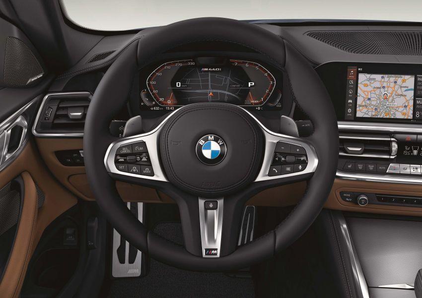 G22 BMW 430i Coupe M Sport in M'sia – from RM442k Image #1255466