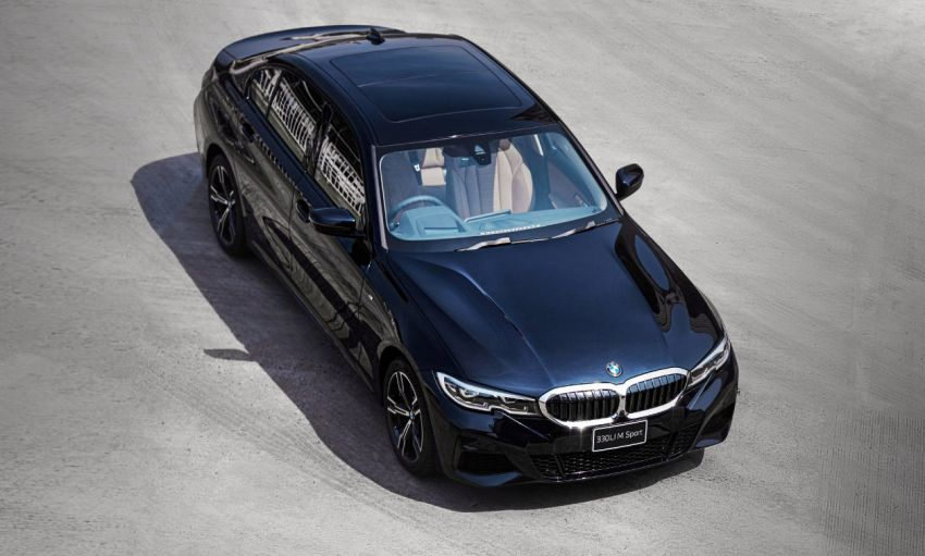 G28 BMW 3 Series Gran Sedan launched in Thailand – sole 330Li M Sport variant offered, priced at RM392k Image #1248271