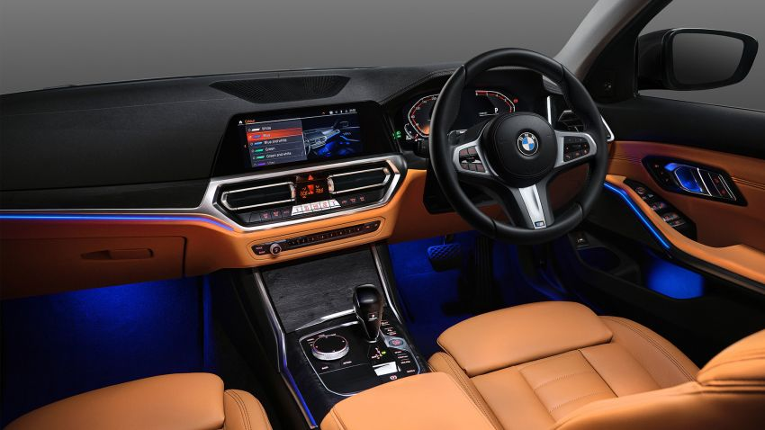 G28 BMW 3 Series Gran Sedan launched in Thailand – sole 330Li M Sport variant offered, priced at RM392k Image #1248274