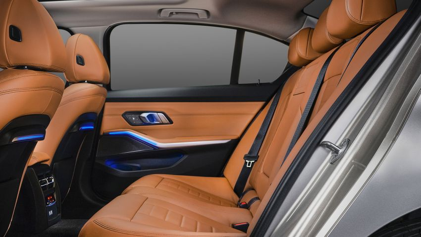 G28 BMW 3 Series Gran Sedan launched in Thailand – sole 330Li M Sport variant offered, priced at RM392k Image #1248276