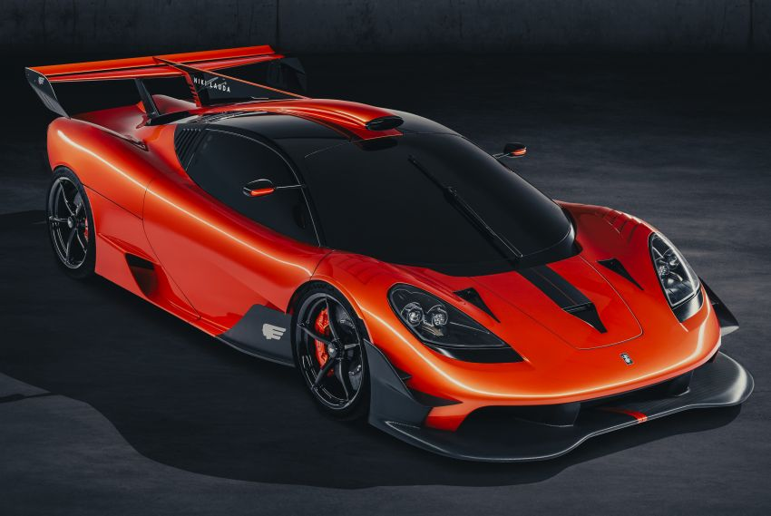 Gordon Murray Automotive T.50s Niki Lauda – 711 PS track monster with 1,500 kg downforce, 852 kg weight Image #1252232