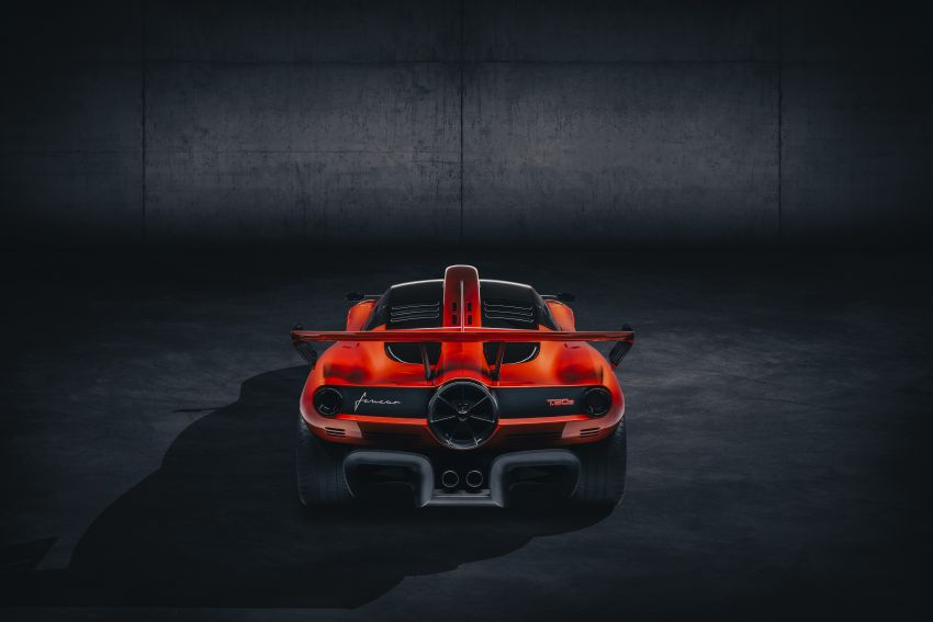 Gordon Murray Automotive T.50s Niki Lauda – 711 PS track monster with 1,500 kg downforce, 852 kg weight Image #1252236