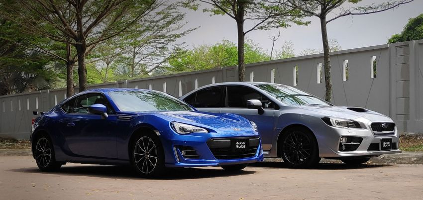 GoCar Subs introduces new Sports category – Subaru BRZ, WRX subscription plans from RM2,699 monthly Image #1251953