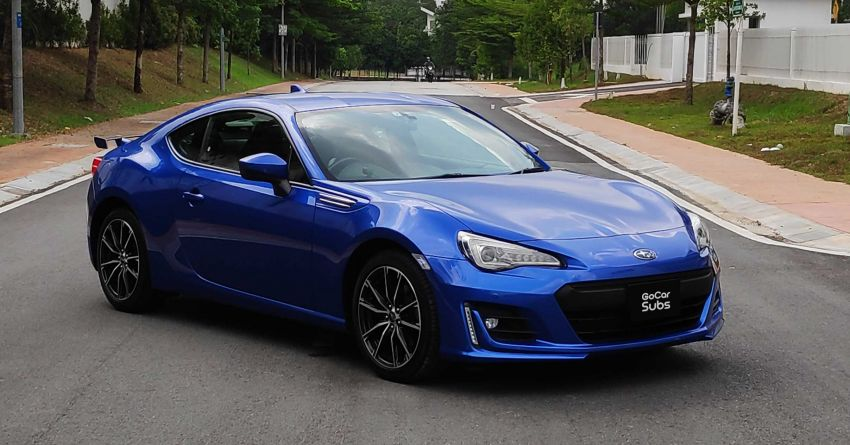 GoCar Subs introduces new Sports category – Subaru BRZ, WRX subscription plans from RM2,699 monthly Image #1251956