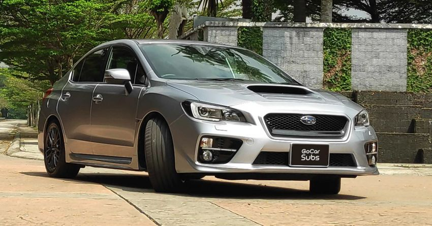 GoCar Subs introduces new Sports category – Subaru BRZ, WRX subscription plans from RM2,699 monthly Image #1251959