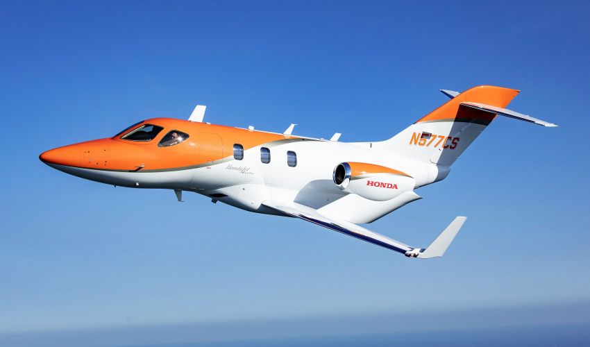HondaJet is the most delivered aircraft in its class for the fourth consecutive year – 31 units sold in 2020 Image #1255373
